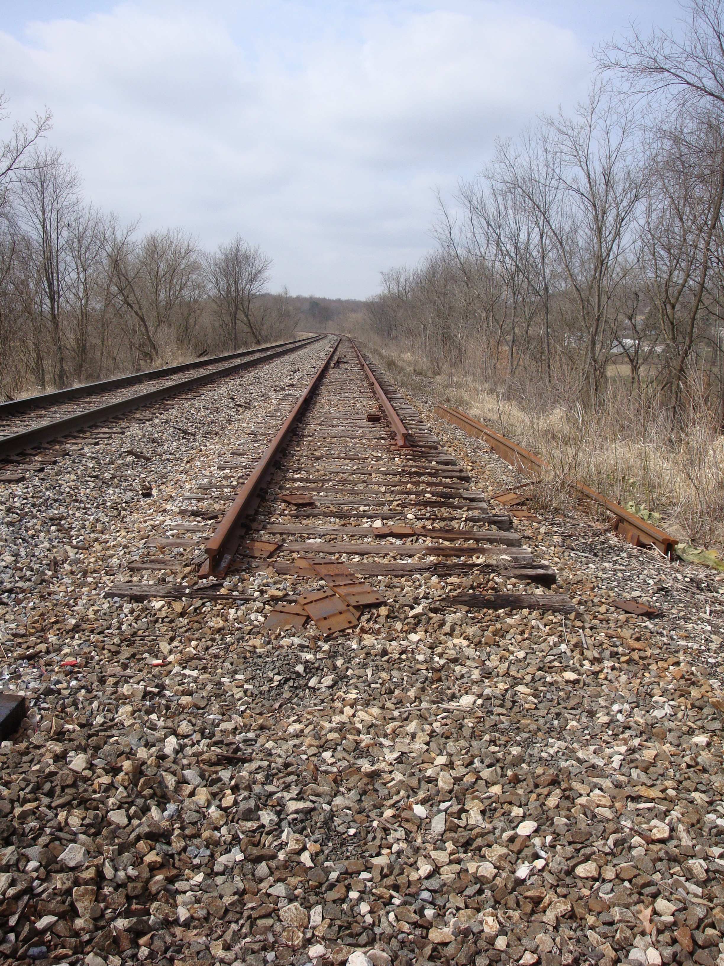 East Ohio Panhandle Rail Line Anti-Privatization Project